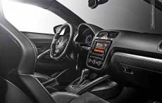 Volkswagen Scirocco R wnetrze