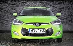 Hyundai Veloster nadwozie przod