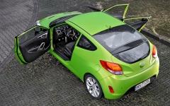 Hyundai Veloster nadwozie otwarte