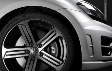 Volkswagen Golf R 2014 felga