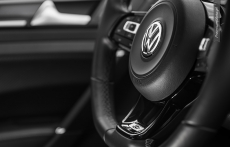 Volkswagen Golf R 2014 kierownica