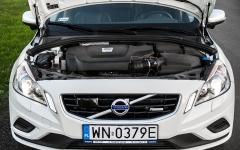 Volvo S60 D5 r-design biale