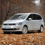Volkswagen Sharan Highline 2,0 TDI