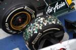 Opony Pirelli w F1