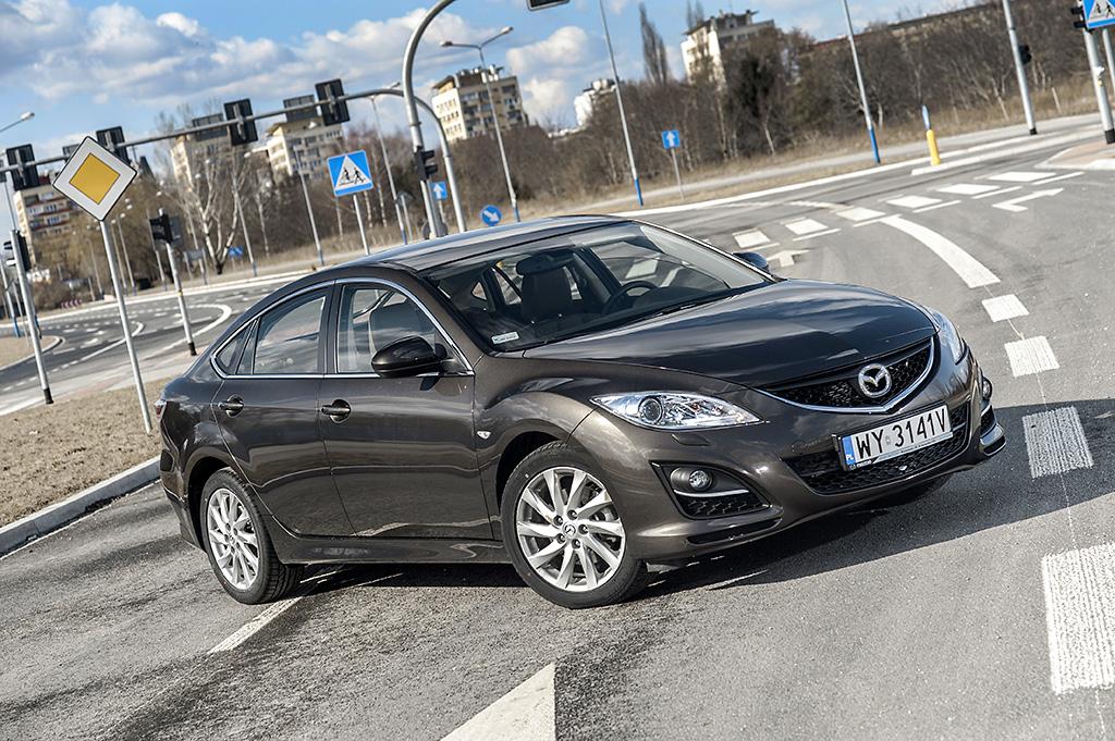 Mazda 6 test