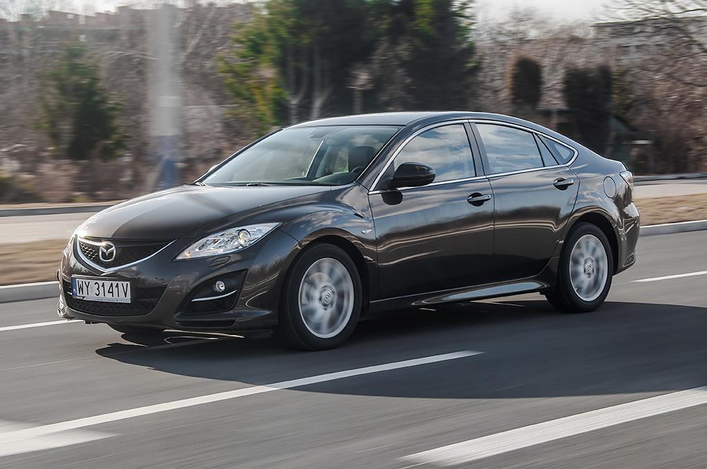 Mazda 6 galeria