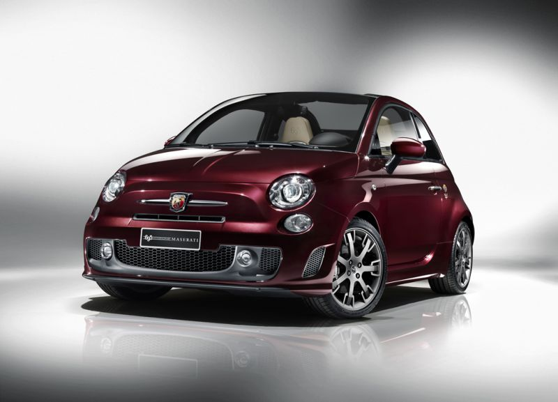Abarth 695 Maserati Edition