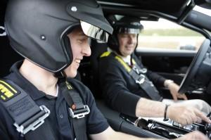 Nurburgring Jaguar Taxi