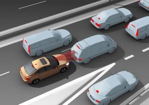 Volvo City Safety System