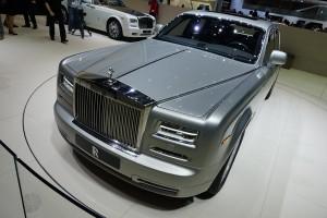 Rolls-Royce Phantom Series II fot.newspress.co.uk