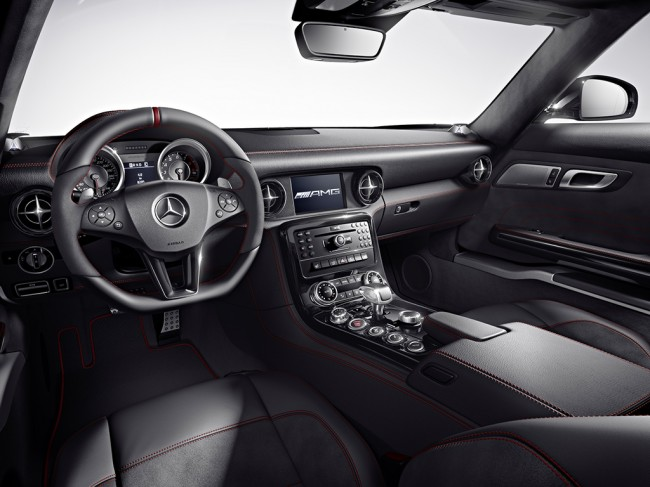Mercedes SLS AMG GT