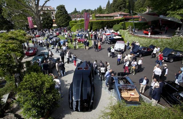 Concorso d'Eleganza Villa d'Este 2012