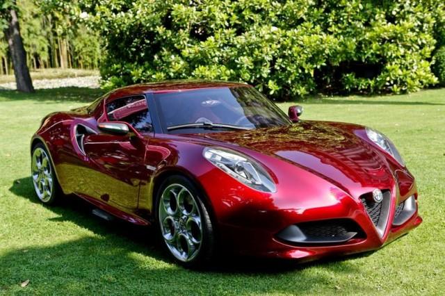 Alfa Romeo 4C Zagato