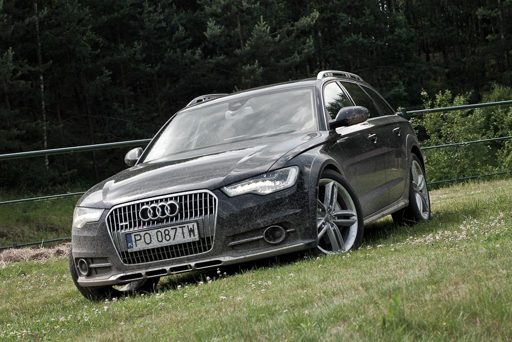 Audi A6 Allroad test