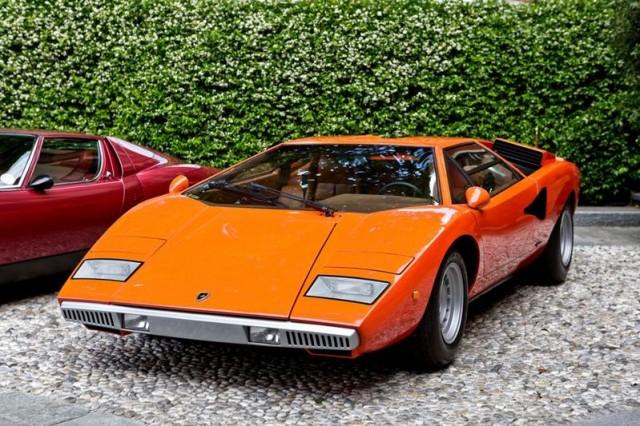 Lamborghini LP400 Countach 1979