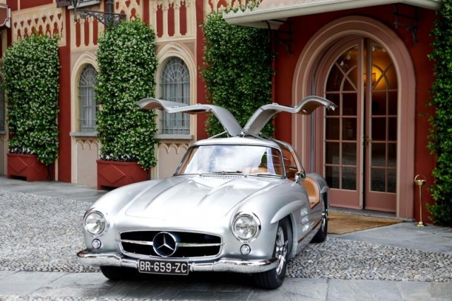 Mercedes 300 SL 1956