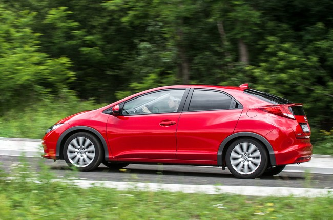 Honda Civic - test