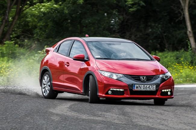 Honda Civic - test