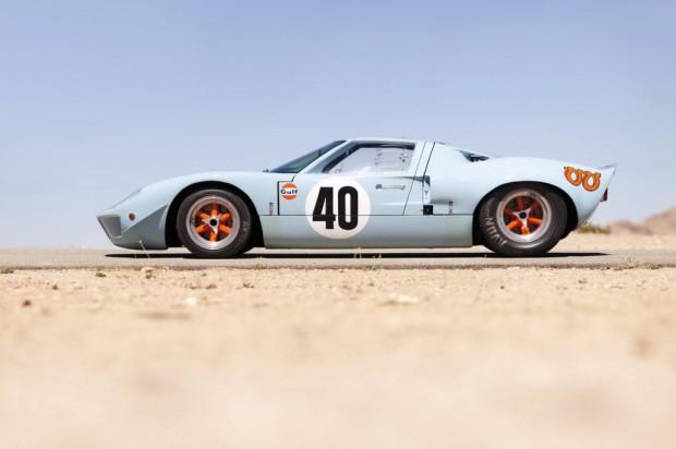 Ford GT40 Steve McQueen