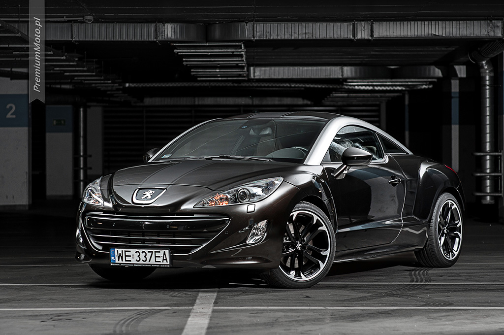 peugeot rcz brownstone test