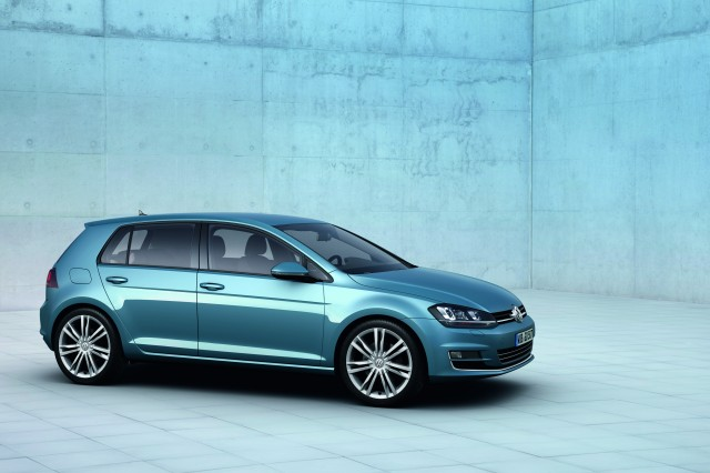 nowy vw golf