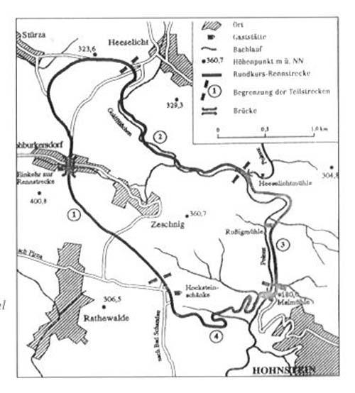 grossdeutschlandring mapa