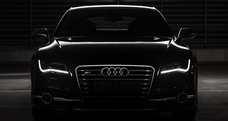 Audi S7 sesja premiummoto