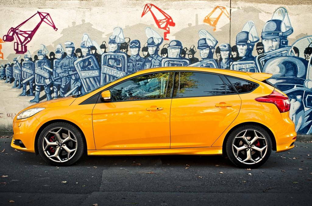 Ford Focus ST galeria