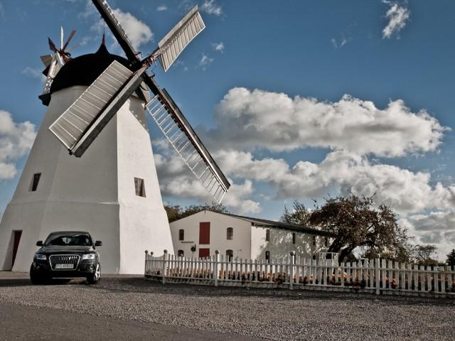 Audi Q5 Test Bornholm