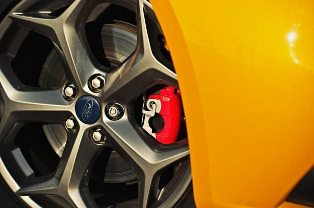Ford Focus ST test