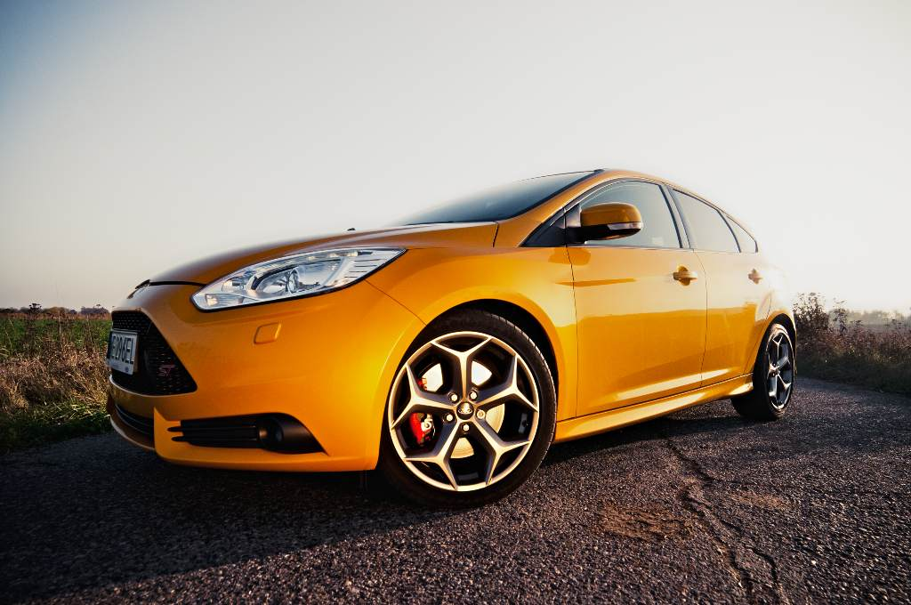 Ford Focus ST Test