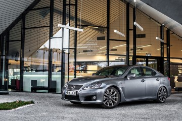 Lexus IS-F sesja premiumMoto