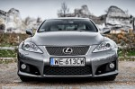 Lexus IS-F – nasz test