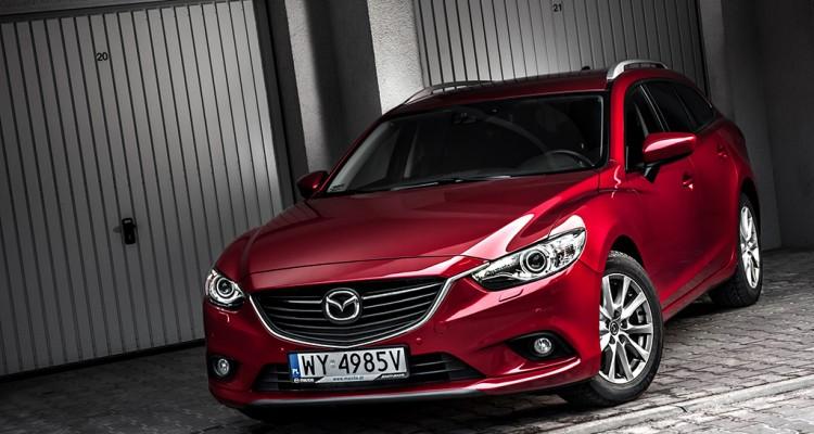 Mazda 6 sesja premiummoto