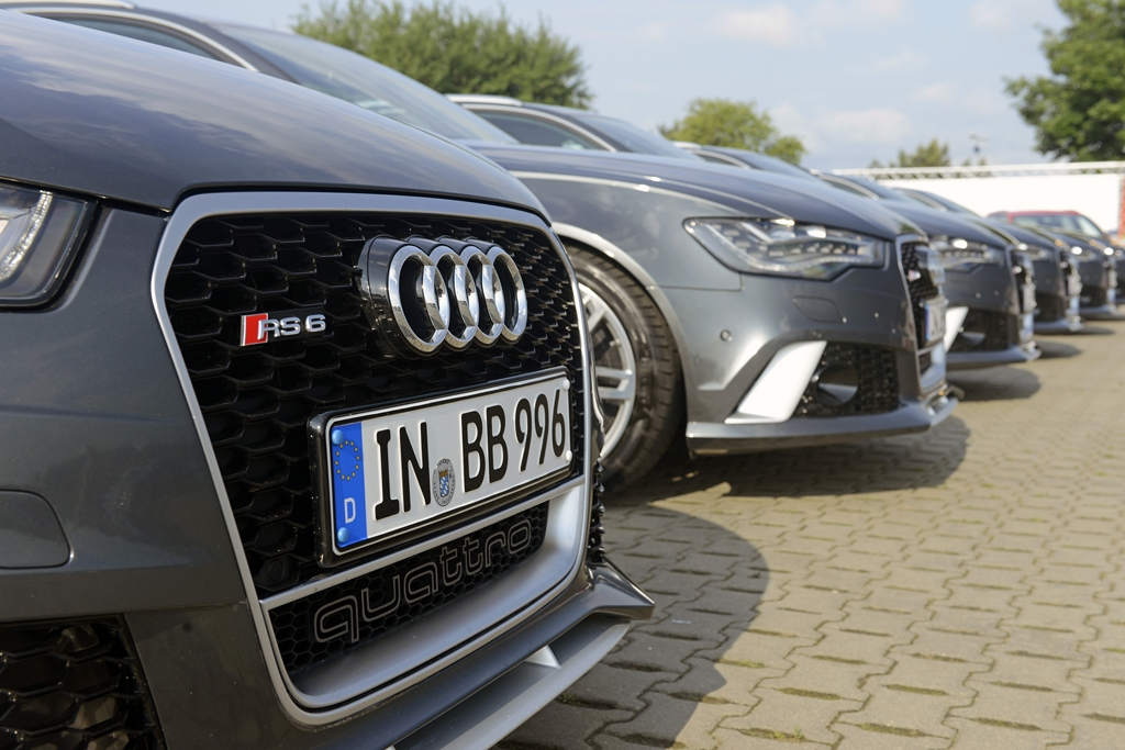 Audi Sportscar Expeiernece