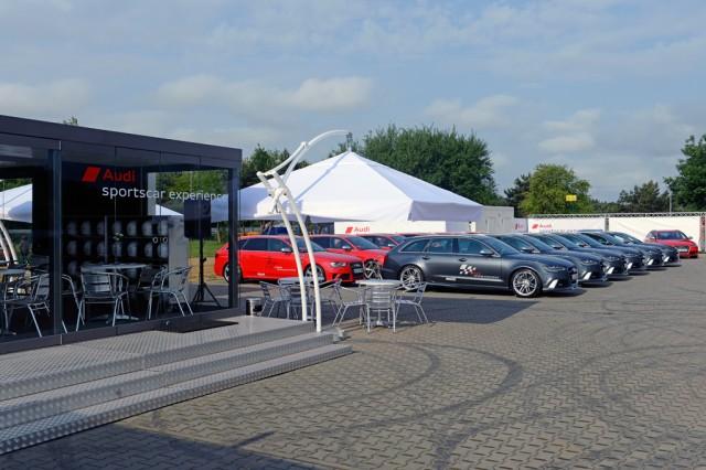 Audi Sportscar Experience tor poznań