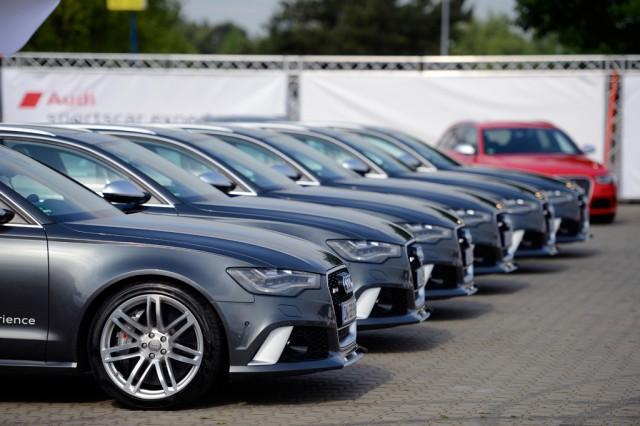 Audi Sportscar Experience tor poznan