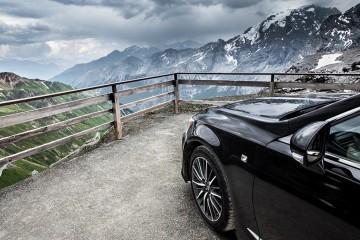 Lexus LS600h sesja premiummoto