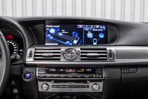 Lexus LS600h F sport