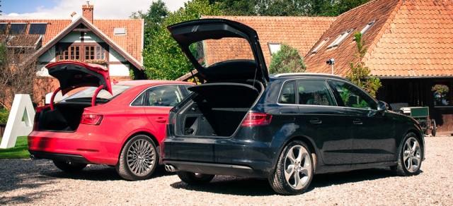 Audi A3 Limousine/Sportback