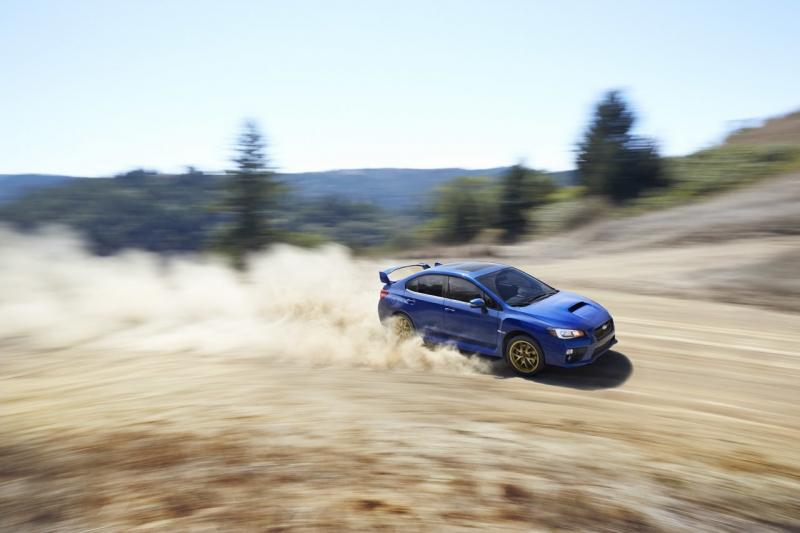 Subaru WRX Sti w detalach