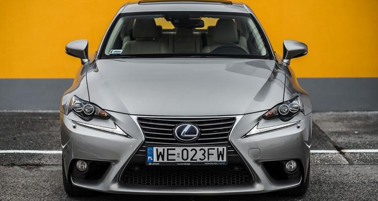 Nowy Lexus IS sesja premiummoto