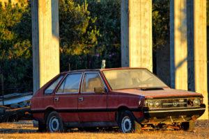 rodos - stare samochody 1