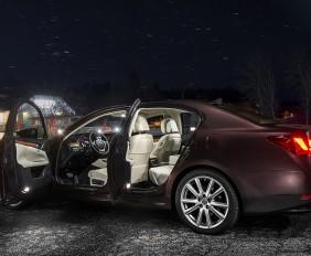 Lexus GS 300h sesja premiummoto