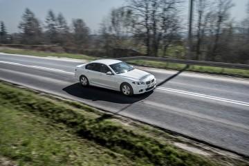 BMW 535d xDrive test