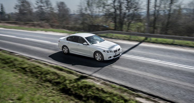 BMW 535d xDrive test