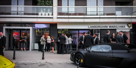 Lamborghini Warszawa