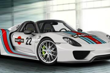 Porsche 918 - najdroższe w polsce