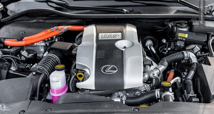 Lexus IS30h zużycie paliwa