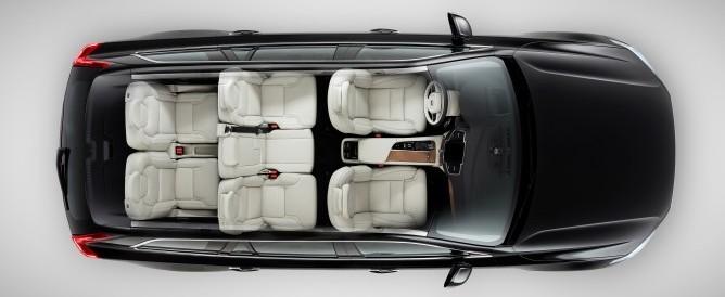 Nowe Volvo XC90 7 miejsc